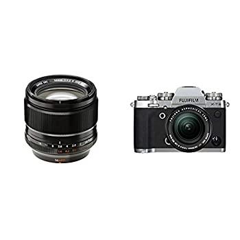 【売れ筋】 【 シルバー】【セット買い】FUJIFILM 単焦点レンズ ミラーレス一眼カメラ XF56mmF1.2 R APD FUJIFILM & FUJIFILM ミラーレス一眼カメラ X-T3レンズキット シルバー X-T3LK-S, patio-import:4d887bd3 --- baecker-innung-westfalen-sued.de