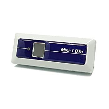 中古 上品 エフケイシステム 無線式バーコードリーダー オーバーのアイテム取扱☆ Mini-1BTc V3.0 ホワイト