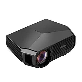 中古 ギフ_包装 驚きの値段で ネイティブ解像度 ポータブルプロジェクターホームシアタービデオプロジェクター3200のルーメン3000:1のコントラスト比1280x720Pネイティブ解像