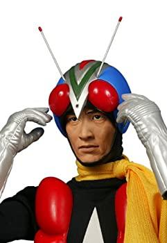 内祝い 中古 情熱セール リアルアクションヒーローズNo.198 2004 RAH ライダーマン 12インチアクションフィギュア DX