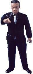 中古 日本限定 13cmFigureDX 星野勘太郎 魔界マスク付き 今だけ限定15%OFFクーポン発行中
