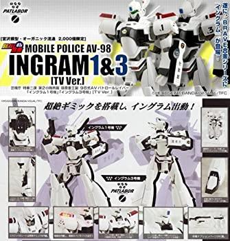 中古 Brave Gokin - 公式ショップ Mobile 気質アップ Police Ingram-13 AV-98 Ver. : TV