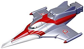 全品最安値に挑戦 中古 EX合金 帰ってきたウルトラマン スペースアロー 塗装済み完成品 低廉 ダイキャスト製 全長約185mm