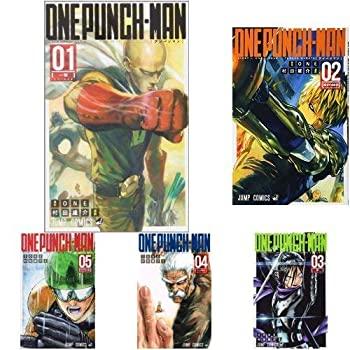 【中古】ワンパンマン (ジャンプコミックス) コミック 1-17巻セット