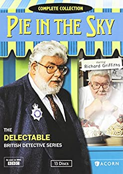 SALE 中古 Pie in the Sky Import DVD Collection Complete 流行のアイテム