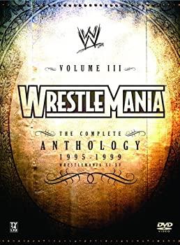 中古 お得セット Wwe: Wrestlemania Anthology DVD 内祝い Import 3