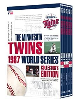 【お気に入り】 Minnesota Twins: 1987 World Series [DVD] [Import], mysta 2fc19c5e