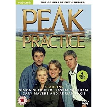 【GINGER掲載商品】 Peak Practice - Complete Series 5 [Non-U.S. Format Region 2 U.K. DVD Set], インテリアショップatom ce188df8