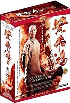 (訳ありセール 格安) Once Upon A Time In China Series Vol. 1-4 (Full Set Collection) (Blu-Ray), 風連町 5e772156