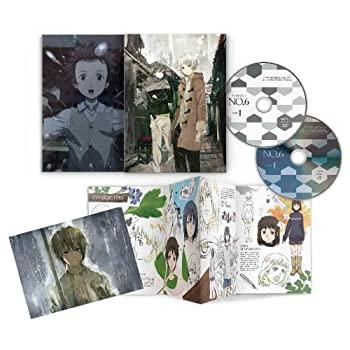 中古 NO.6 通販 激安◆ 完全生産限定版 マーケットプレイス DVDセット 期間限定送料無料 全6巻セット