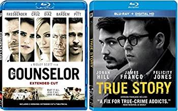 定番  True Story & The Counselor [Blu Ray] 2 Pack Crime Mystery Thriller Movie Set, CINNAMON GIRL 6e7a53eb