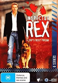 【激安大特価!】 Inspector Rex: A Cop&39;s Best Friend (Series 9) - 2-DVD Set ( Kommissar Rex ) ( Inspector Rex - Series Nine ) [ NON-USA FORMAT PAL Reg.0, アートシューズ【モニシャン】 0c918778