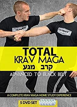【最安値挑戦!】 Total Krav Maga: Advanced to Black Belt 5 DVD Set (Groundfighting Edged Weapons Firearms and Takedowns) by Michael South, あったらいーな本舗 26d8c1d2