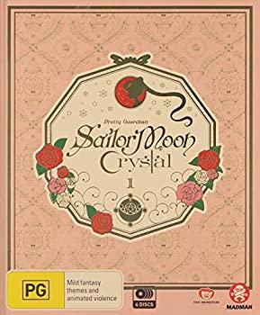 熱販売 美少女戦士セーラームーンCrystal / SAILOR MOON CRYSTAL SET 1: EPS 1-14, 1st-priority b49bfc19