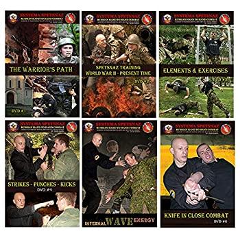 高品質 Russian Martial Arts - Hand to Hand Combat - 10 DVD SET!! by Vadim Starov, ファブリック ロッソ 60e6a9f1