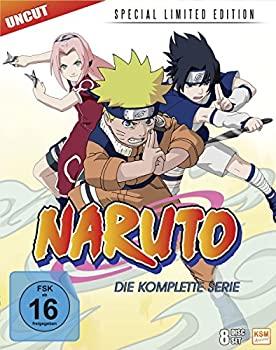 大割引 Naruto - Special Limited Gesamtedition (8 Disc Set) (Blu-ray) [Alemania] [Blu-ray], カワタナチョウ 37739fd3