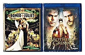 欲しいの The Brothers Grimm & William Shakespeare&39;s Romeo + Juliet (Blu-ray) Modern Fairy Tale set, TOWA-zakka aaa39f22