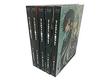 中古 コードギアス 贈答品 SEAL限定商品 亡国のアキト 全5巻セット Blu-rayセット マーケットプレイス