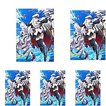 最も優遇 【.co.jp限定】アズールレーン Vol.1-6セット Blu-ray (初回生産限定版)(セット購入特典:「スマートフォン向けアプリゲーム『アズール, メガネプロサイトYOU 15072999