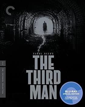 【中古】Criterion Collection: Third Man [Blu-ray]