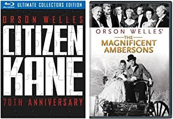 100 %品質保証 Citizen Kane ( Exclusive 70th Anniversary Ultimate Collector&39;s Edition + The Magnificent Ambersons on DVD), 箸匠 伊瑳美團十郎 90abba27
