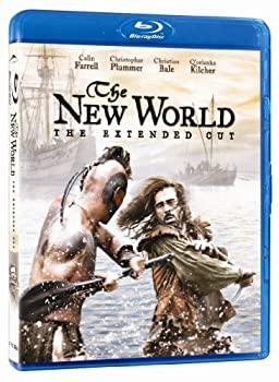 【中古】The New World (Extended Cut) [Blu-ray]