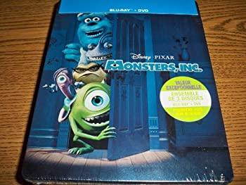 最も優遇の Monsters Inc. [Blu-ray/DVD Combo] SteelBook, BROS SELECT SHOP 146af5d5