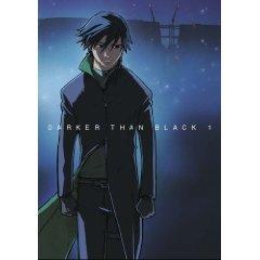 中古 特価キャンペーン DARKER THAN ブランド激安セール会場 BLACK 全9巻セット DVDセット -黒の契約者- マーケットプレイス