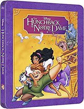 メーカー公式 中古 The Hunchback of Notre Dame - Zavvi Steelbook Edition Disney Exclusive Collection SEAL限定商品 Blu-ray Limited #34