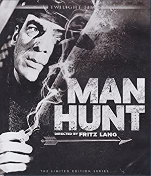 2020新作モデル Man Hunt [Blu-ray], マサノスケ d361fcd9