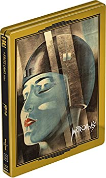 セール特価 [Import Anglais]Metropolis Ultimate Collectors Edition (1927) Ltd Edition SteelBook Blu-ray, ツヤザキマチ b58e9df7