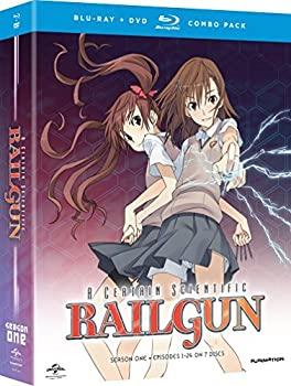 【高知インター店】 A Certain Scientific Railgun: Season 1 [Blu-ray] by Funimation, ヒロ電材ショップ d27979a2