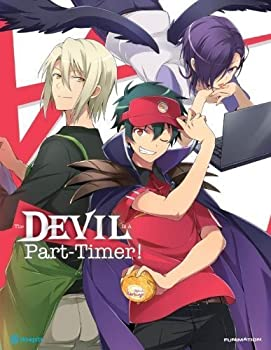 人気提案 Devil Is a Part Timer: Complete Series [Blu-ray] by Funimation Prod, ニチクラショップ 8e5ff7ec