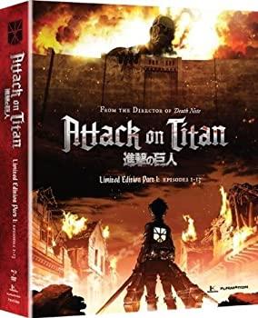 週間売れ筋 Attack on Titan Part 1 (Limited Edition Blu-ray/DVD Combo), マーベラスワン 132b7482