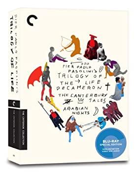 人気TOP Trilogy of Life (The Decameron The Canterbury Tales Arabian Nights) (The Criterion Collection) [Blu-ray], 貝パールアクセサリーSakuya 07ad3172