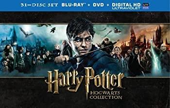 中古 セール特価 サービス Harry Potter Hogwarts Blu-ray DVD + Collection