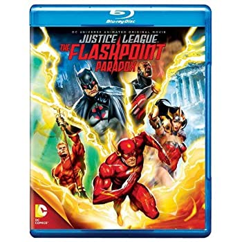 【本物新品保証】 Dcu: Justice League: The Flashpoint Paradox [Blu-ray] [Import], fuzzy 0c4c60bd