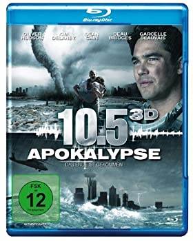 【70%OFF】 10.5: Apocalypse ( Ten and a Half ) (3D) [ Blu-Ray Reg.A/B/C Import - Germany ] by Kim Delaney, arcole(アルコレ) 494c7147