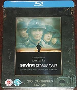 品揃え豊富で Saving Private Ryan UK Limited to 4000 Copies Blu-Ray Steelbook Edition Region Free, piccino ffb211e0