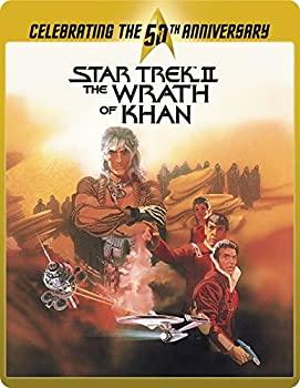 2020年最新入荷 Star Trek 2 - The Wrath Of Khan Director&39;s Cut - Limited Edition 50th Anniversary Steelbook [Blu-ray] [2015], because bc7ee63f
