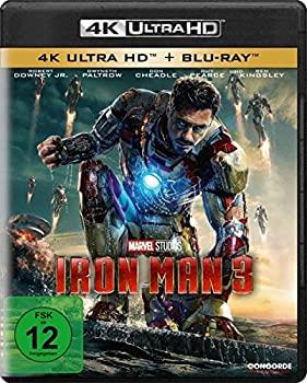 本物品質の Iron Man 3 [4K Ultra HD] [Blu-ray], 揖宿郡 47aed65d