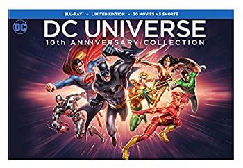 2020年最新海外 DC Universe 10th Anniversary Collection Blu-ray -Impored - Imported USA., モバイルプラス c3ac7ddb