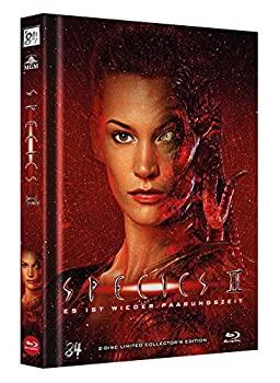 人気定番の Species 2 (+ DVD) 2-Disc Collectors Edition Mediabook (Cover B) -limitiert Auf 333 STK. [Blu-Ray] [Import], 西方町 ca5d6b22