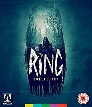2020 安値 新作 中古 Ring Collection Limited Edition 3 Import Blu-Ray Edizione: Unito Regno