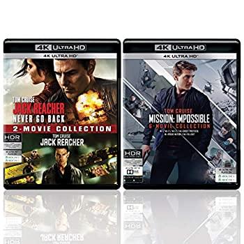 【驚きの値段】 Jack Reacher 2-Movie and Mission Impossible 6-Movie (4K UHD), BROS SELECT SHOP e1ec46c5