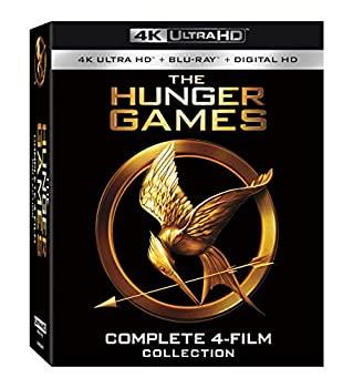 優先配送 Hunger Games Complete 4K 4-Film Collection [Blu-ray], ならけん a860fd07