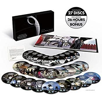 絶妙なデザイン Star Wars: The Skywalker Saga - Limited Edition Complete Box Set UHD [Blu-ray] [2020] [Region Free], 100%の保証 69ee3ced