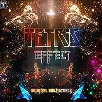 中古 Tetris Effect テトリス オンライン限定商品 贈答品 輸入盤LP2枚組 Analog エフェクト