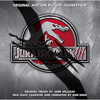 再入荷/予約販売! 中古 ジュラシック パークIII オリジナル 超激安 サウンドトラック