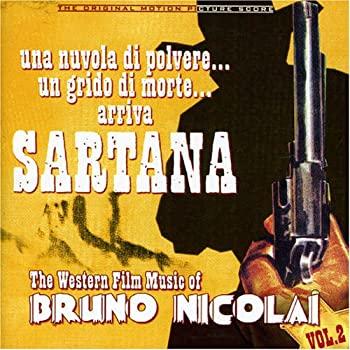 (税込) The Western Film Musi of Bruno Nicolai Vol. 2: Una Nuvola di Polvere... Un Grido di Morte... arriva Sartana, コラボコスメ 76bc6bd2